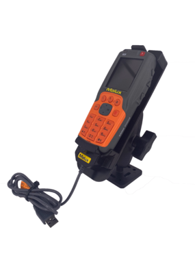 OPH-810R GSM-R Phone Holder with USB Charge