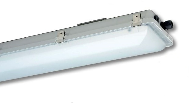 e865 LED valaisin Ex Zone 1
